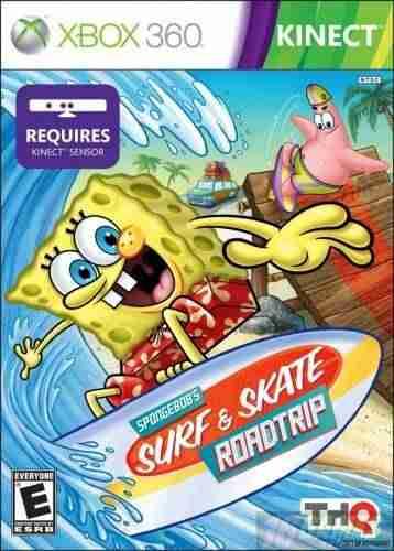 Descargar SpongeBob Surf And Skate Tour [MULTI][Region Free][XDG2][iMARS] por Torrent